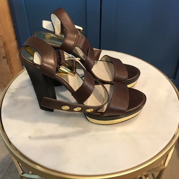 Michael Kors Platform Heels